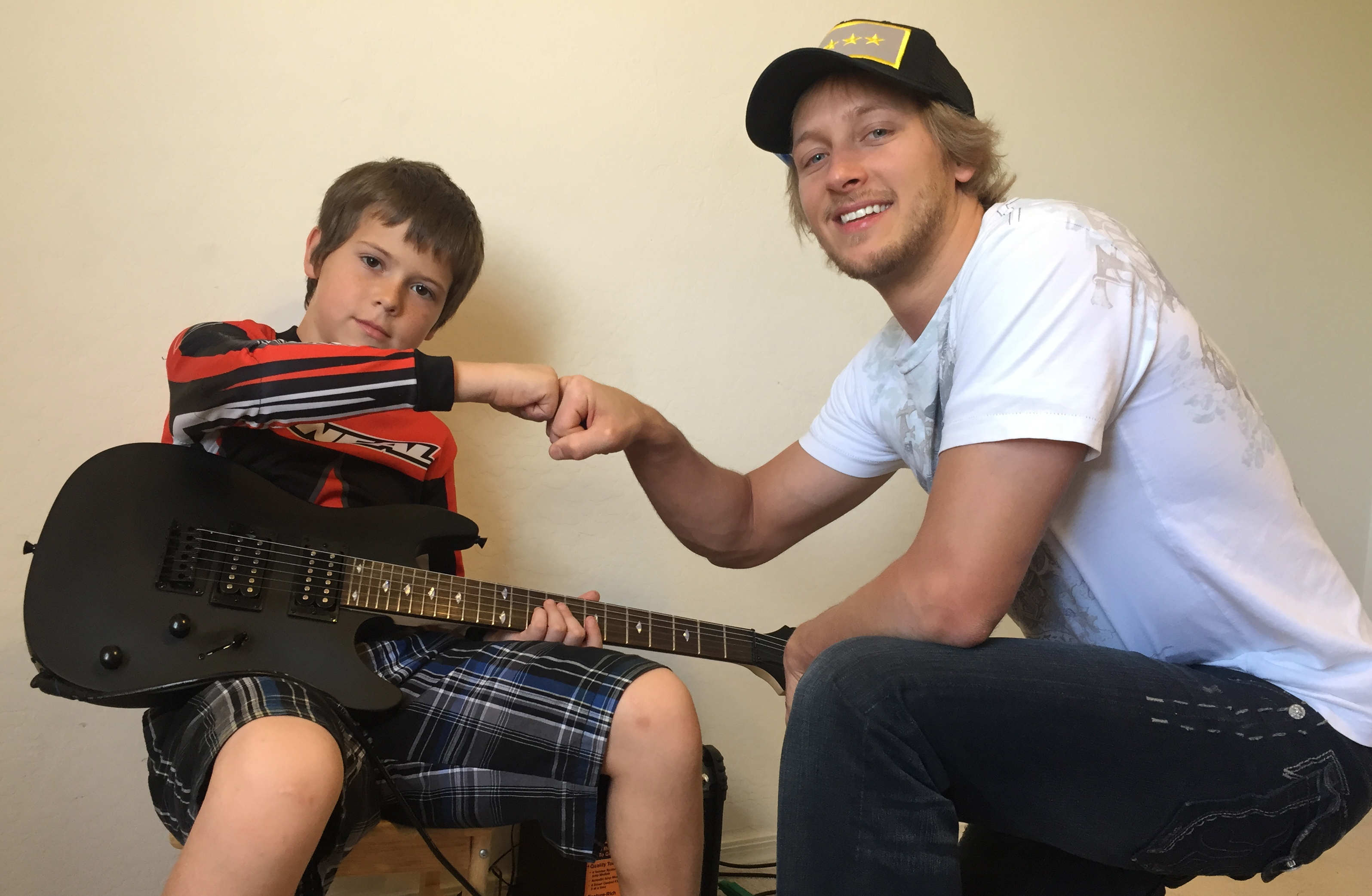 Kids Guitar Lessons Utah